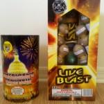 America's Fountain & Live Blast